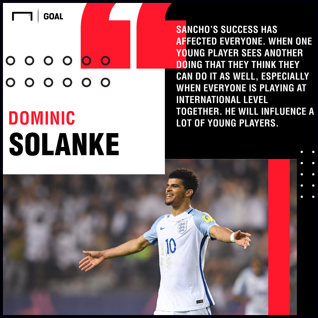 Solanke Sancho quote PS