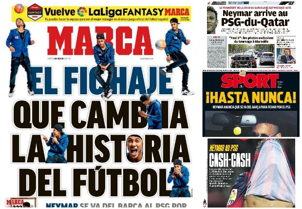 Les amis de Neymar ont aussi fait le spectacle — PSG