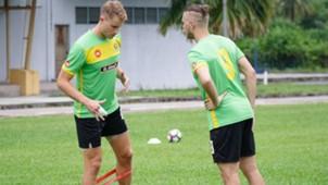 Ken Ilso, Zac Anderson, Kedah