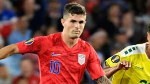 Christian Pulisic USA 2019