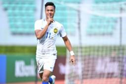 Jafri Chew, Malaysia U23, 2018 AFC U23 Championship qualifiers, 19072017