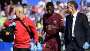 Ousmane Dembele FC Barcelona Getafe