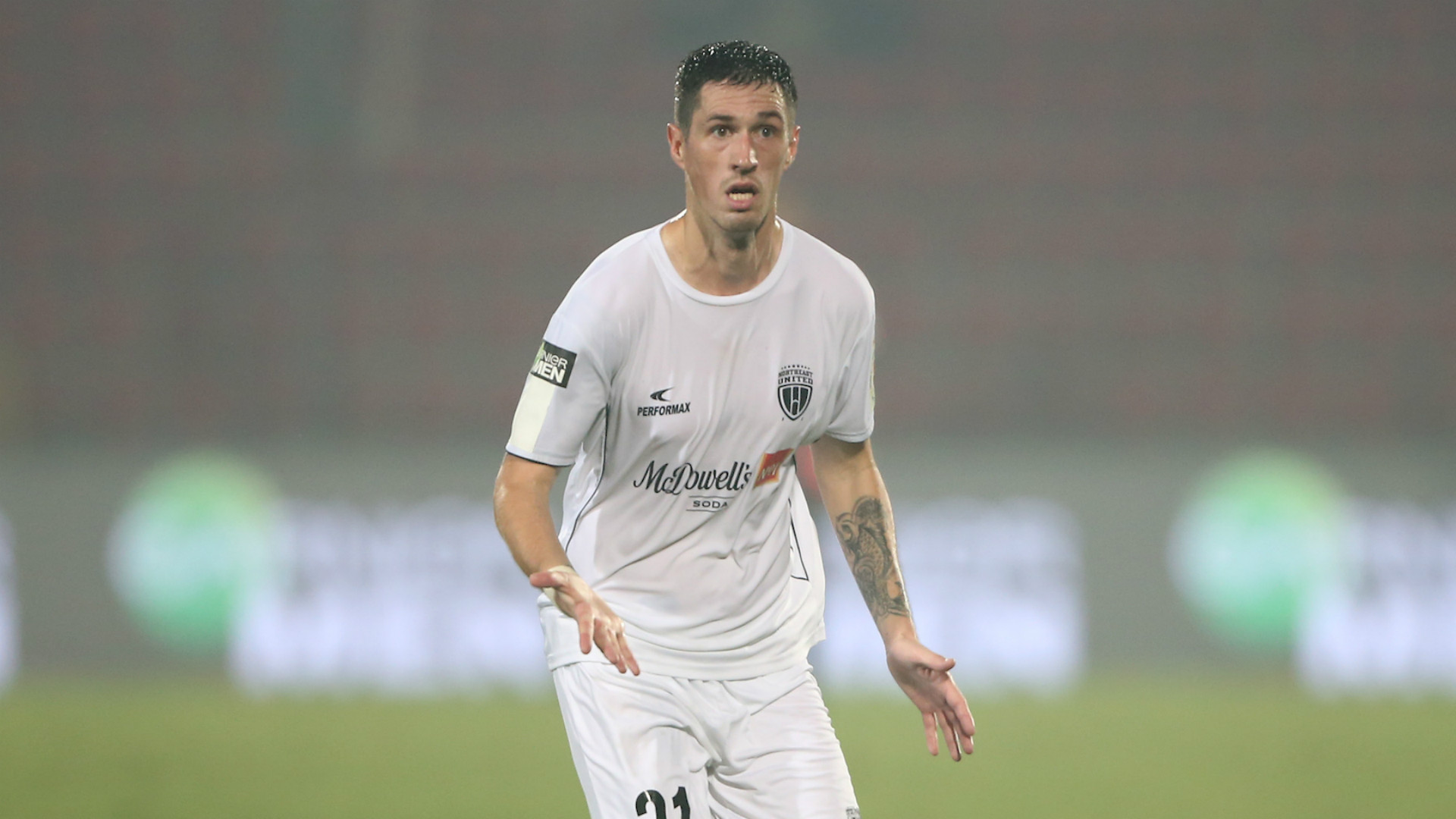 Martin Diaz NorthEast United ISL 4