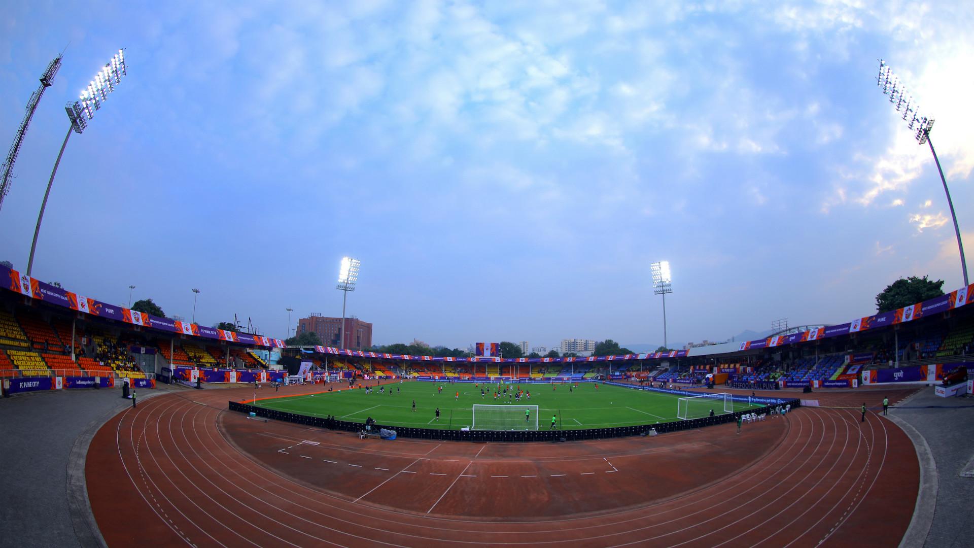 Shree Shiv Chhatrapati Sports Complex Balewadi