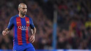 Javier Mascherano FC Barcelona 06022018
