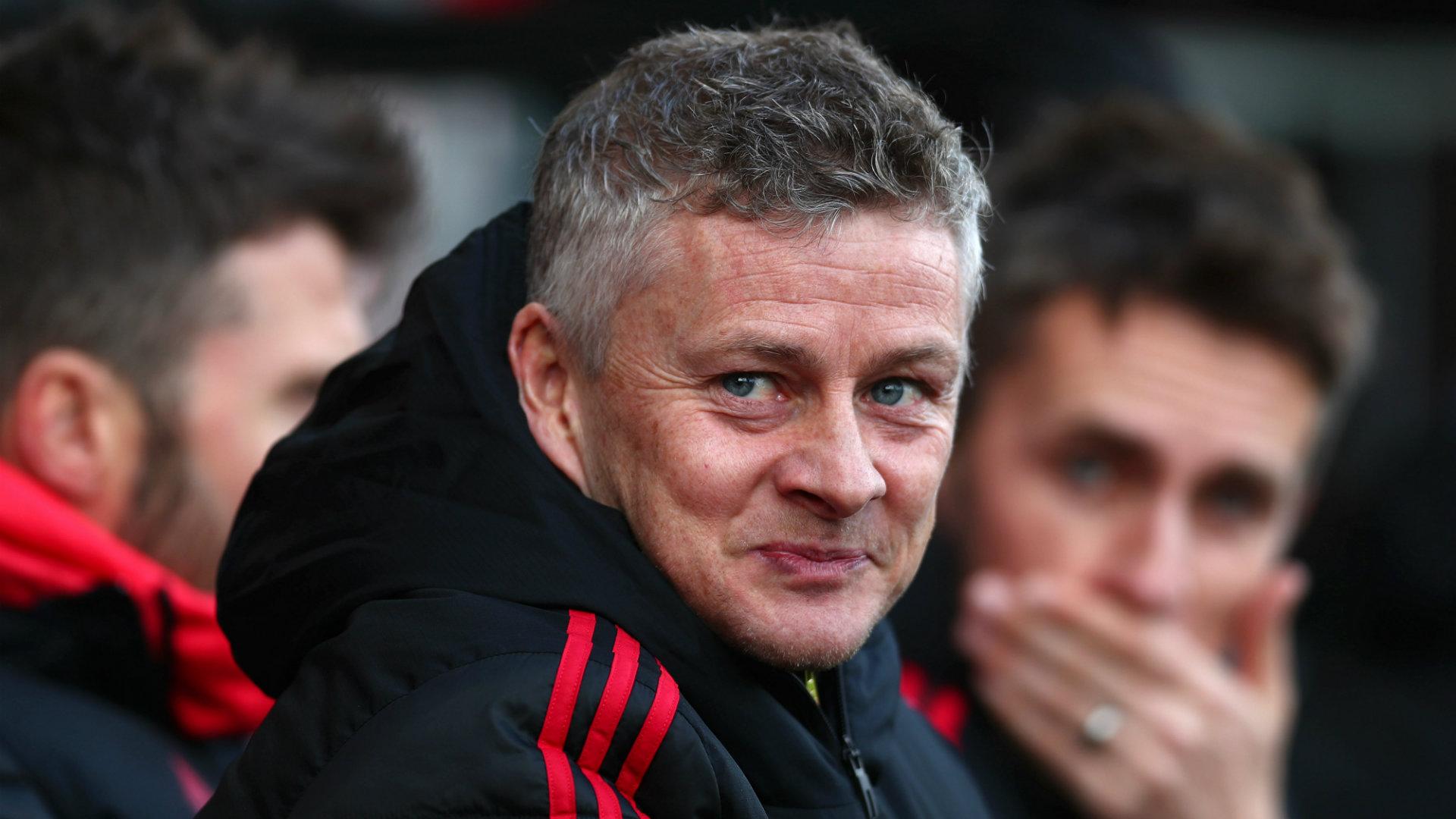 Ole Gunnar Solskjaer Fulham vs Man Utd Premier League 2018-19
