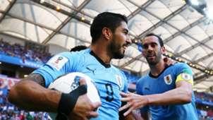 Luis Suarez Uruguay Saudi Arabia World Cup 2018 200618