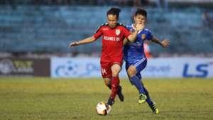 Quảng Nam B.Bình Dương Vòng 18 V.League 2018