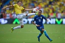 Colombia vs Brazil 050917