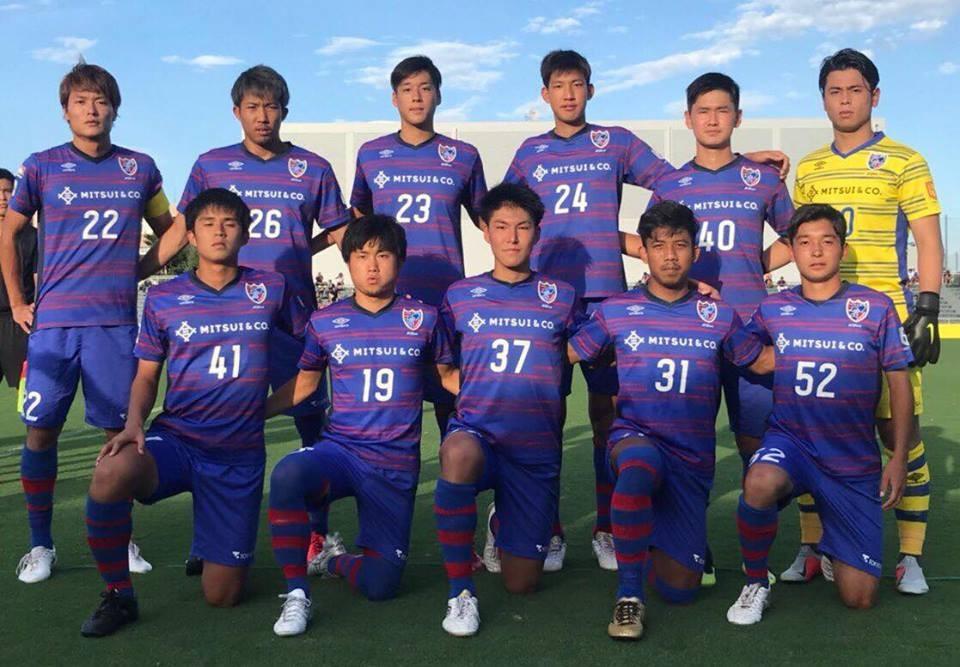 Image result for โตเกียว U23 โดนกุนมะอัด 1-2 รั้งบ๊วย เจ3