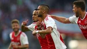 Hakim Ziyech, Ajax - Sturm Graz, Champions League qualification 07252018