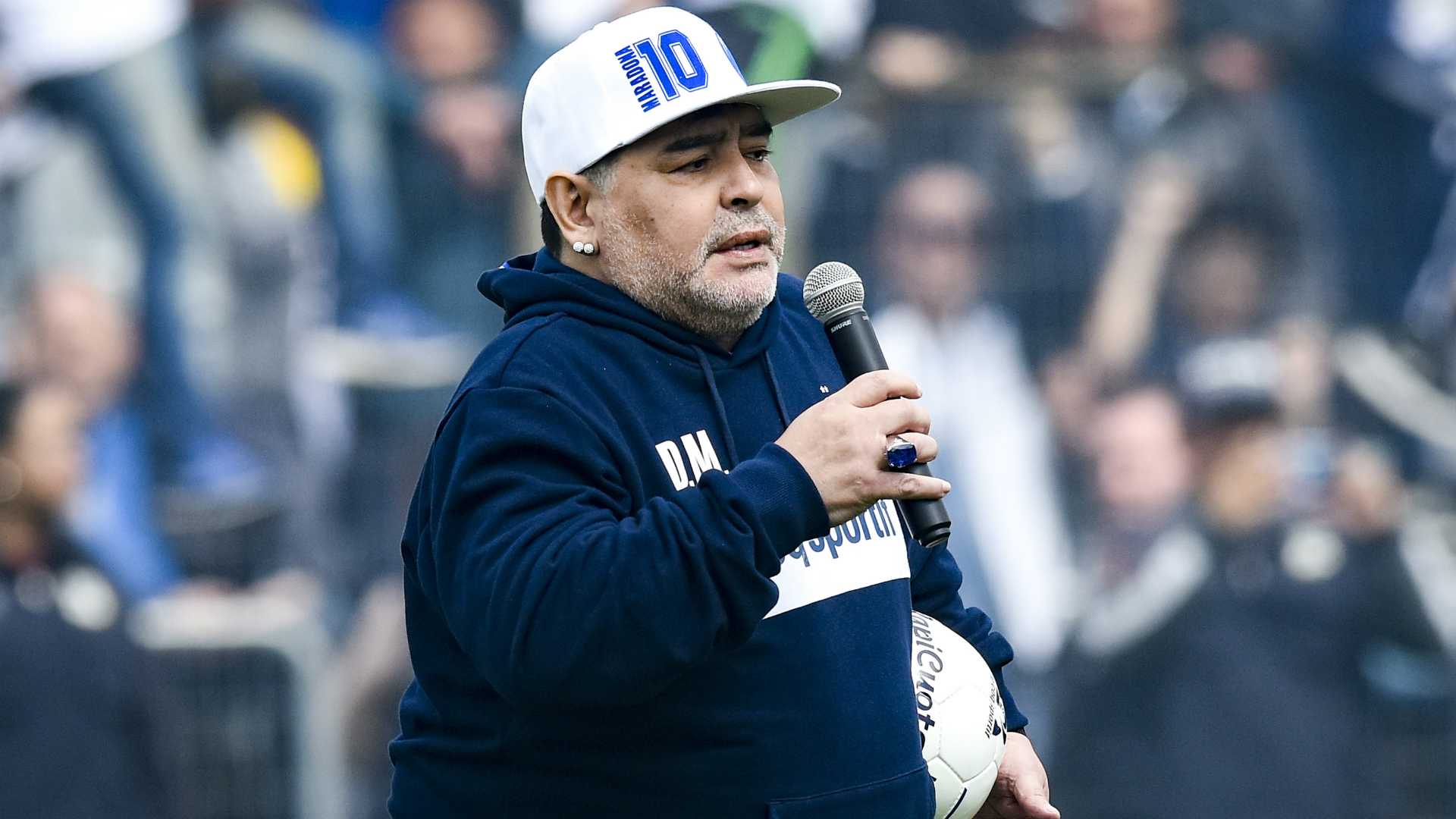Diego Maradona Arjantin