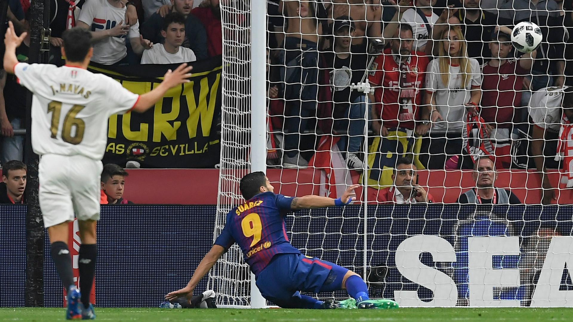 لويس سواريز كأس ملك إسبانيا 2018