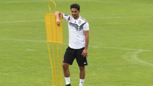 Ilkay Gundogan Germany training