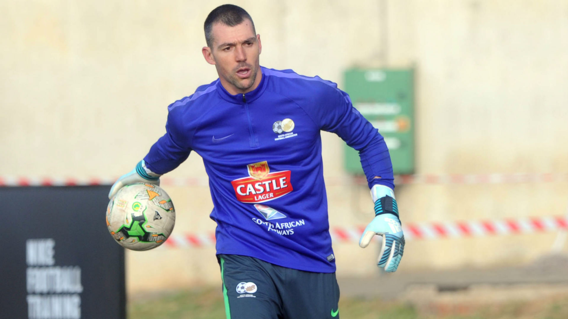 South Africa, Wayne Sandilands