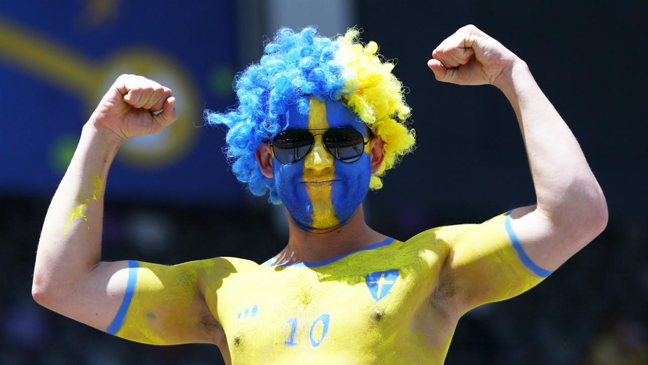 HD Sweden fan Euro 2016 17062016