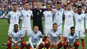 England team photo