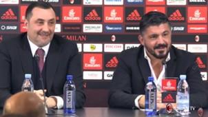 Gattuso Mirabelli Milan