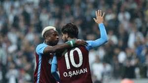 Olcay Sahan Besiktas Trabzonspor 10012017