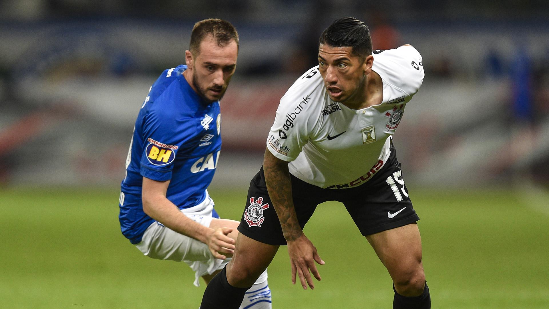 Mancuello Ralf Cruzeiro Corinthians Brasileirão Série A 14112018