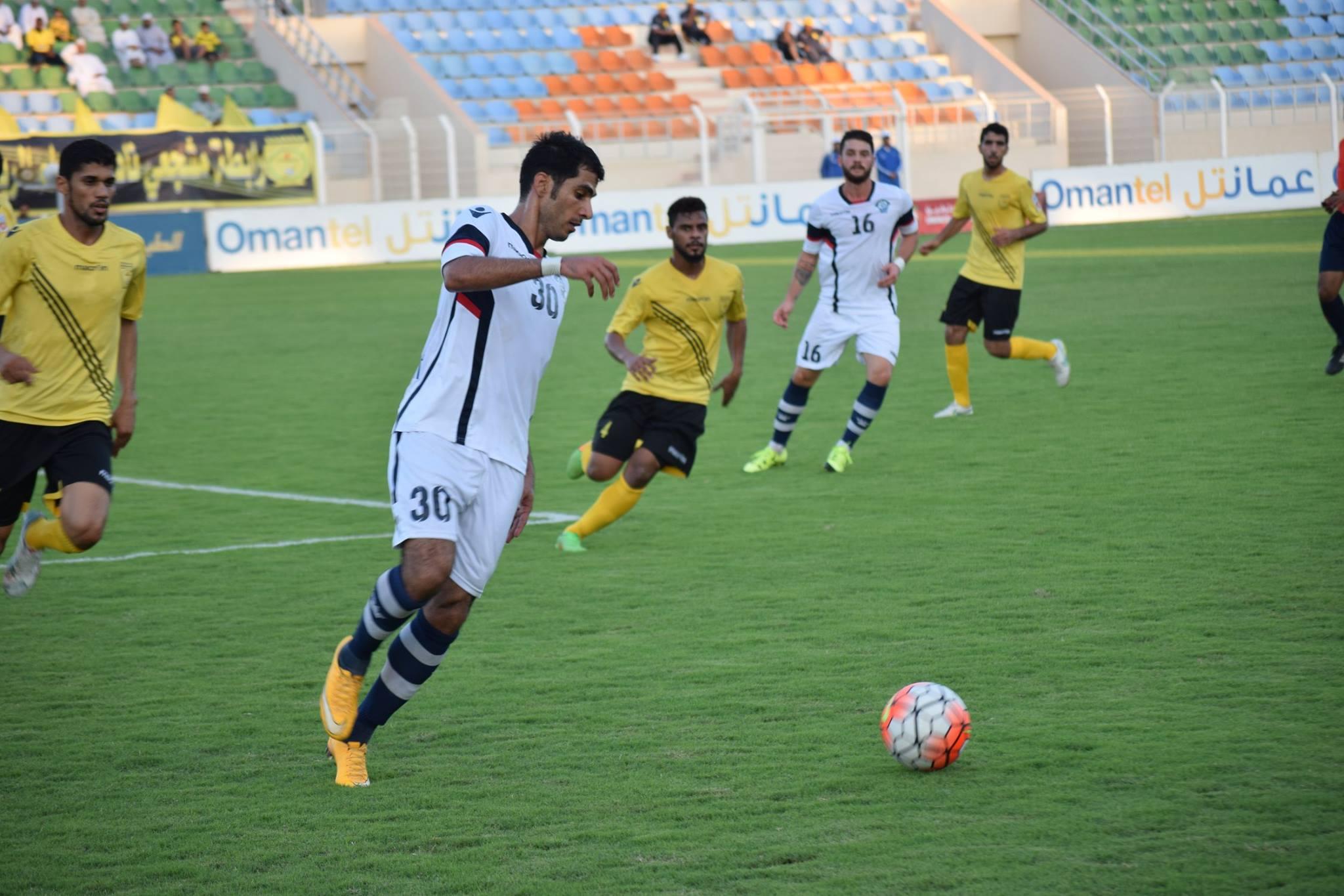 Oman Pro League game 2015