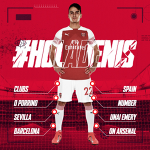 denis suarez join arsenal