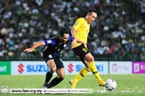 Norshahrul Idlan Talaha, Malaysia, AFF Championship, 09112018