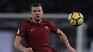 Edin Dzeko Roma SPAL Serie A 12012017