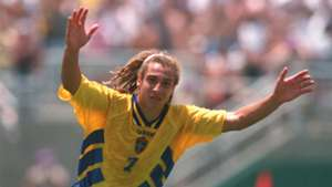 World Cup Henrik Larsson
