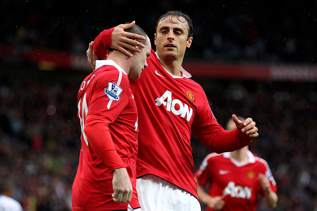 Wayne Rooney - Dimitar Berbatov