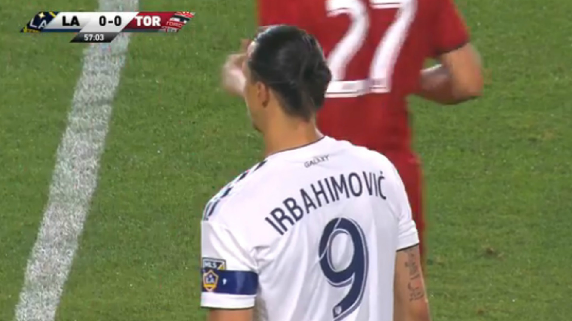 Zlatan Ibrahimovic back in the MLS Golden Boot race
