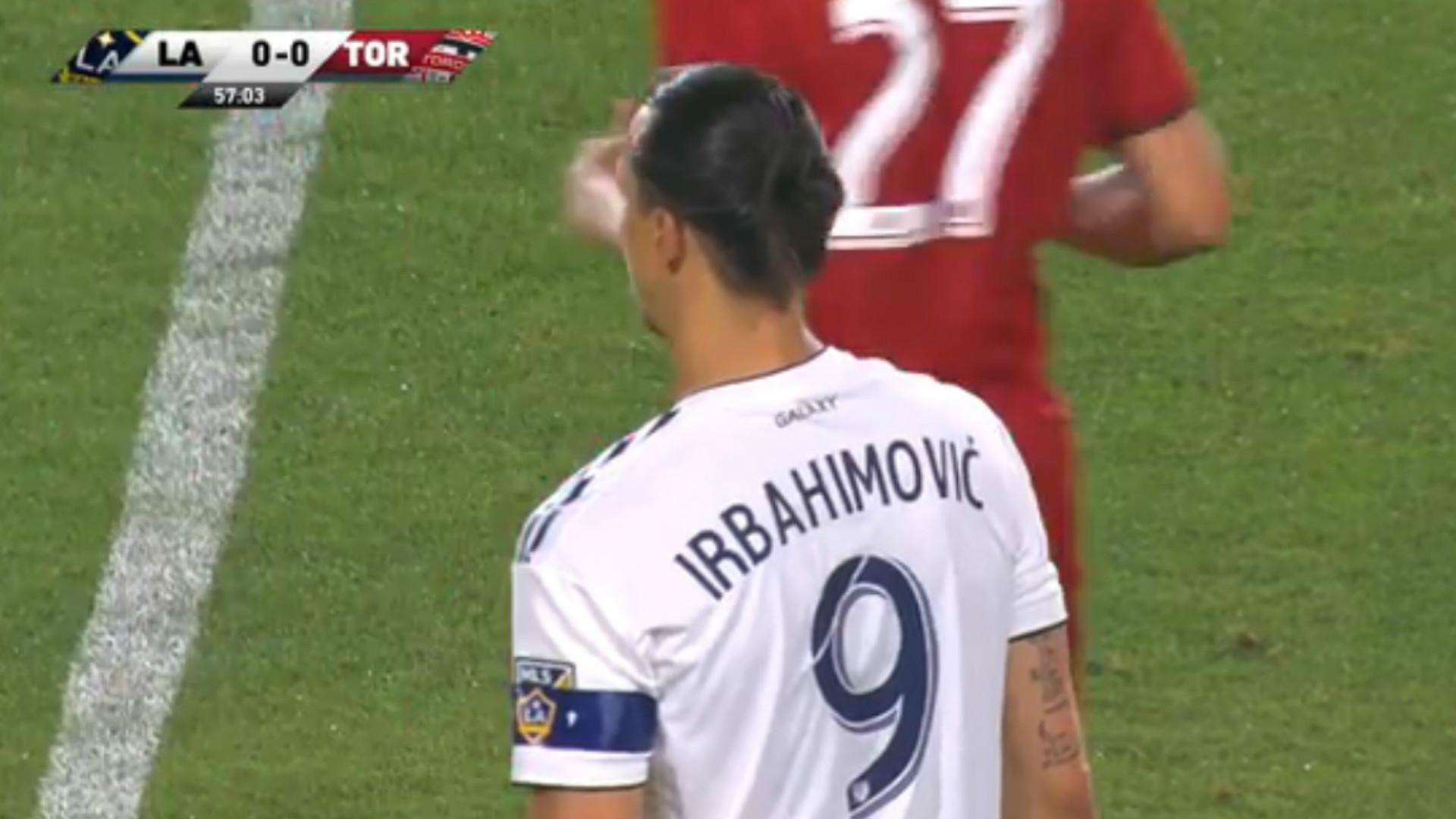 newest collection 09415 dc2d6 MSL news: La Galaxy match-winner Zlatan Ibrahimovic reacts ...