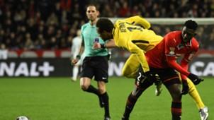 Neymar Traoré Rennes PSG