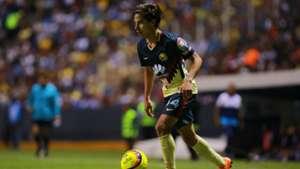 Diego Lainez América 2018