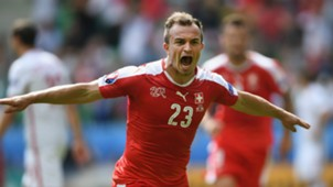 Xherdan Shaqiri Switzerland World Cup 2018
