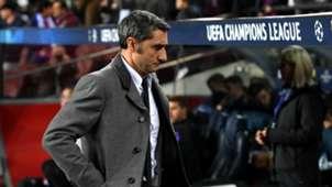 Ernesto Valverde Champions League