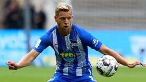 Arne Maier Hertha Berlin 2018-19