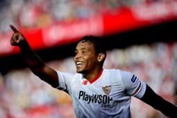 Luis Muriel Sevilla Malaga LaLiga