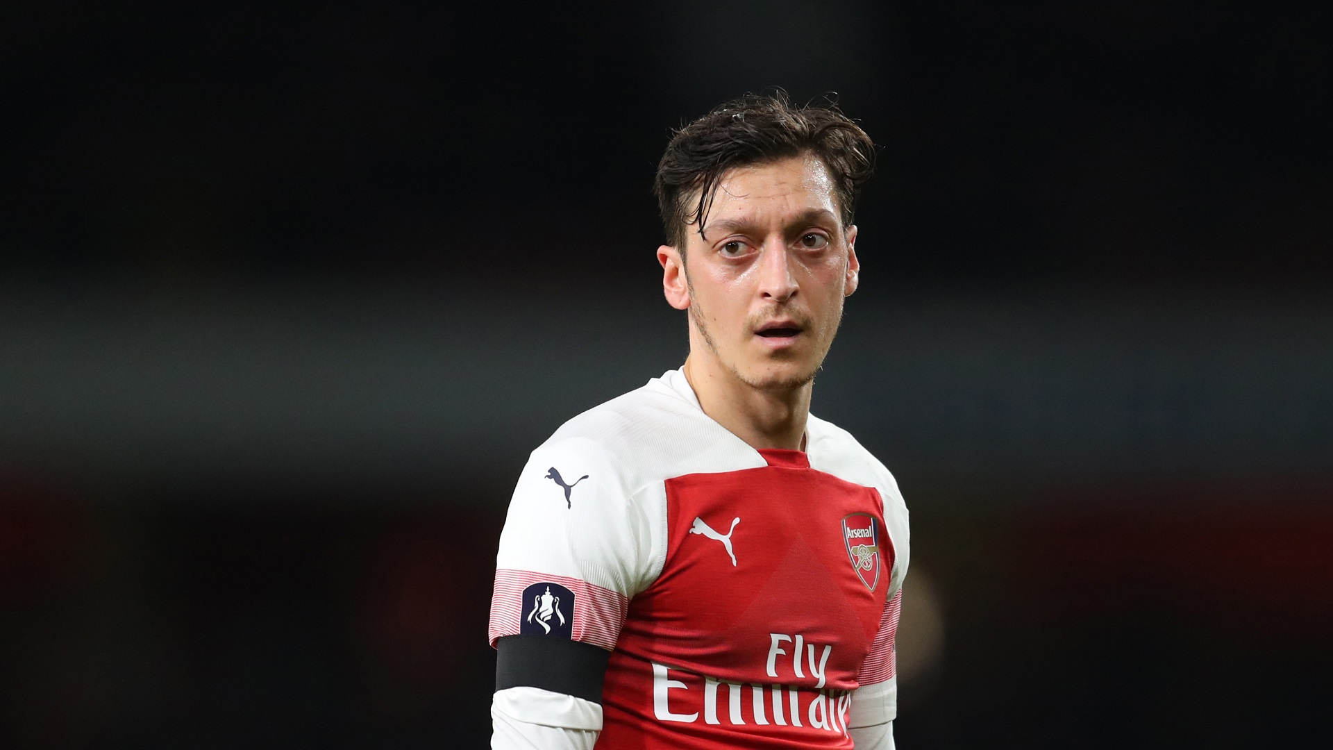 Mesut Ozil Arsenal 25012019