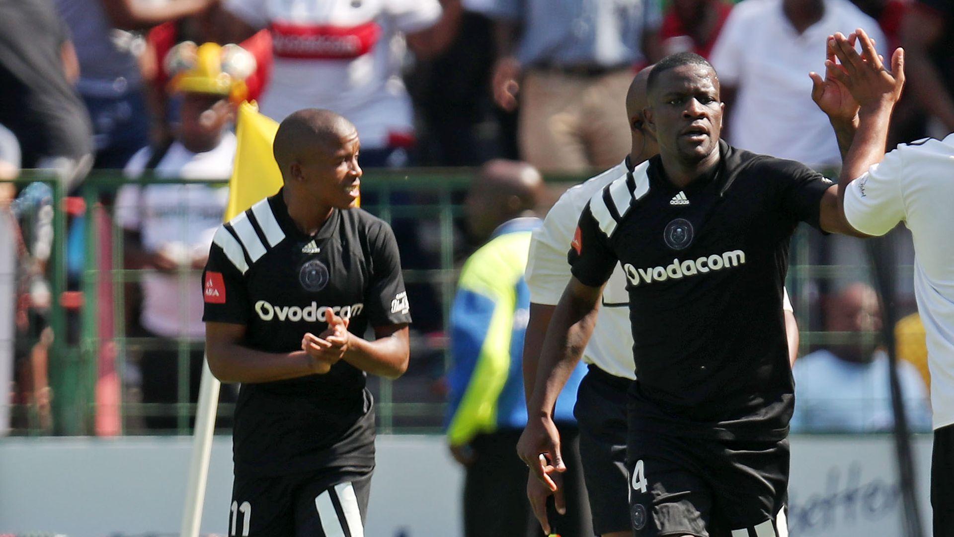 Luvuyo Memela & Ntsikelelo Nyauza, Orlando Pirates