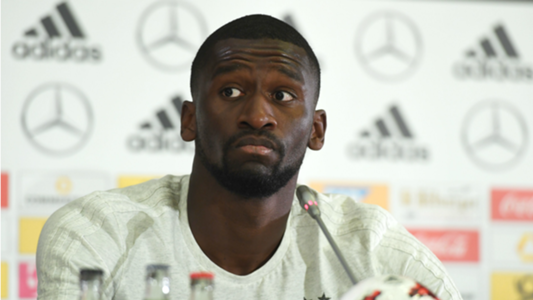 Antonio Rudiger Germany press conference 17062017