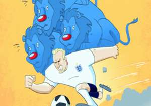 <b> Tiga Singa Di Pundak Kane </b><p> Entah bagaimana nasib Inggris jika Harry Kane tidak muncul untuk mencetak dua gol yang menginspirasi kemenangan dramatis atas Tunisia di laga pembuka. Inikah pertanda <em>The Three Lions</em> bakal bergantung pada ...
