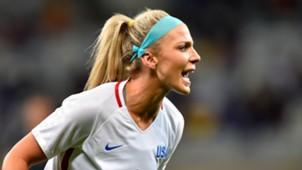 Julie Johnston USWNT