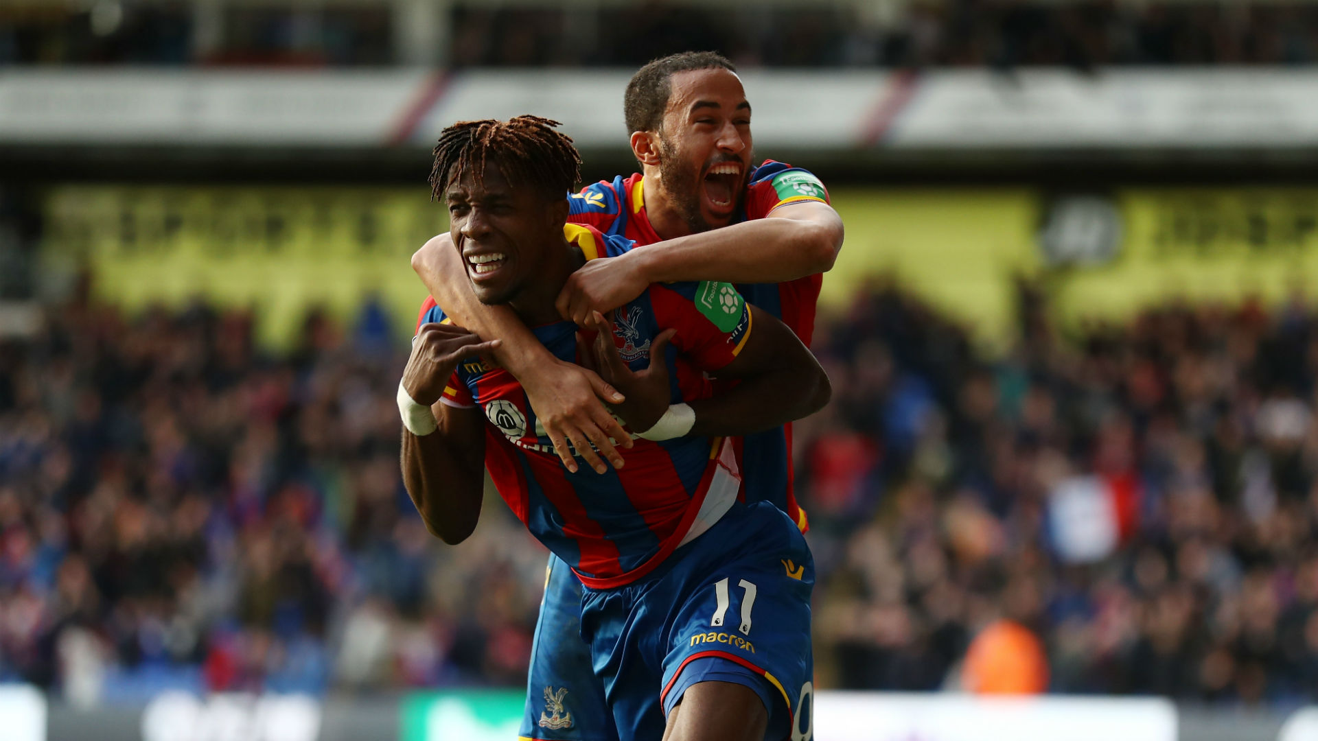 Zaha's matchwinner could be Crystal Palace's turning point - Andros Townsend