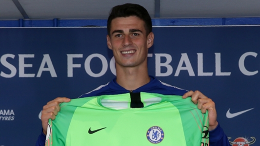 Chelsea reveal squad numbers for 2018-19 season as Kepa takes No.1 shirt