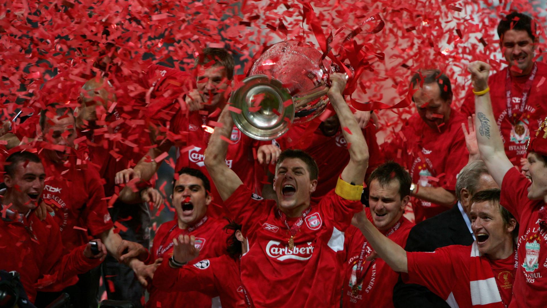 Champions League Finale 2005