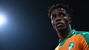Wilfried Zaha Ivory Coast 2017