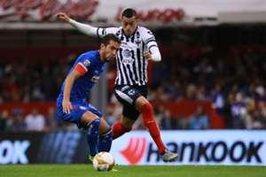 Cruz Azul Monterrey Rogelio Funes Mori Javier Salas