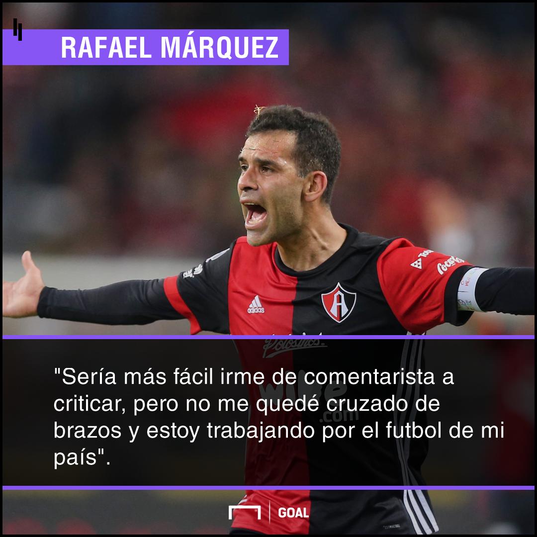 Rafa Márquez quote