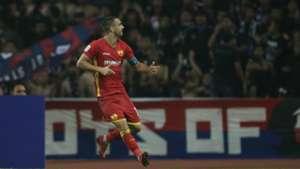 Rufino Segovia, Selangor v Johor Darul Ta'zim, Super League, 1 Mar 2019